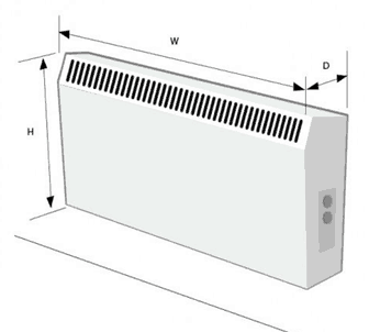 Heater Measuring Image